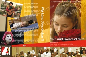 Cover-Wer küsst Dornröschen??